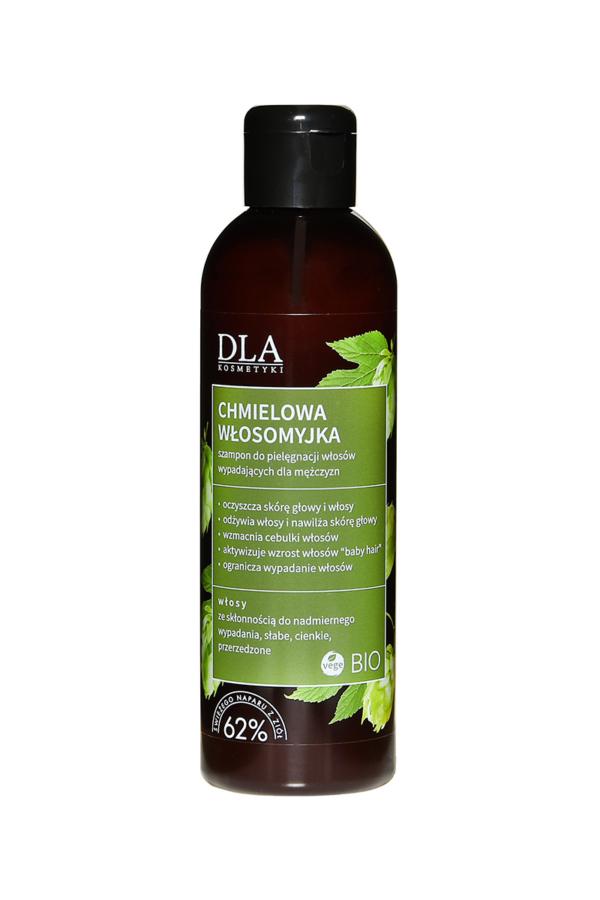 CHMIELOWA WŁOSOMYJKA <br>szampon do włosów wypadających dla MĘŻCZYZN